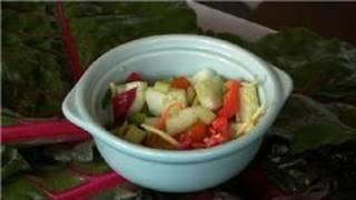 Vegan Recipes : Raw Vegan Side Dishes