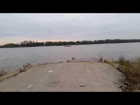 Ste. Genevieve MO / Modoc, IL Ferry Crossing