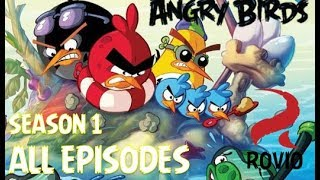 Angry Birds Toons Season 1 All Episodes