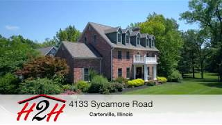 4133 Sycamore Road Carterville, IL. 62918 presented by House 2 Home Realty