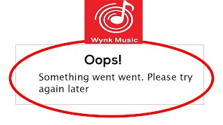 Fix Wynk Music - Oops Something Went Wrong. Please try again Later on Android & Ios screenshot 4