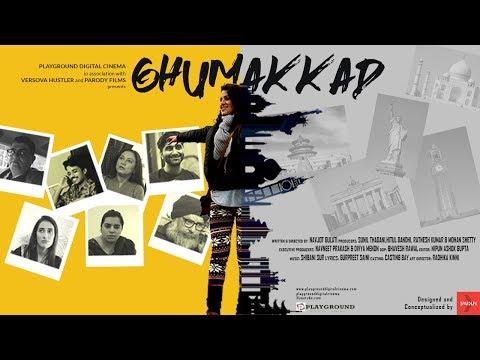 Ghumakkad |  Short Film 2017 | Gurpal Singh, Gajraj Rao, Diksha Juneja, Suhail Nayyar