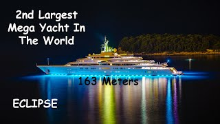 Roman Abramovich Mega Yacht Eclipse |2nd Biggest In The World|