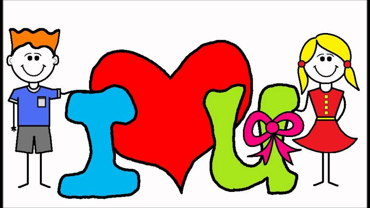 I Love You Me From The Barney Cartoon Show