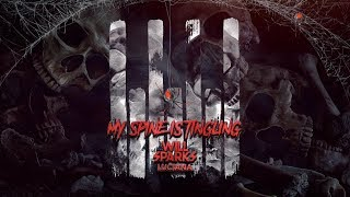 Will Sparks ft. Luciana - My Spine Is Tingling (Official Lyric Video)
