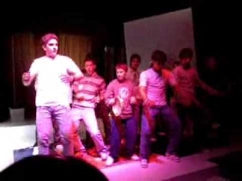 Karaoke Night - Créu - brazilian guys (Bell Bedgebury 2009)