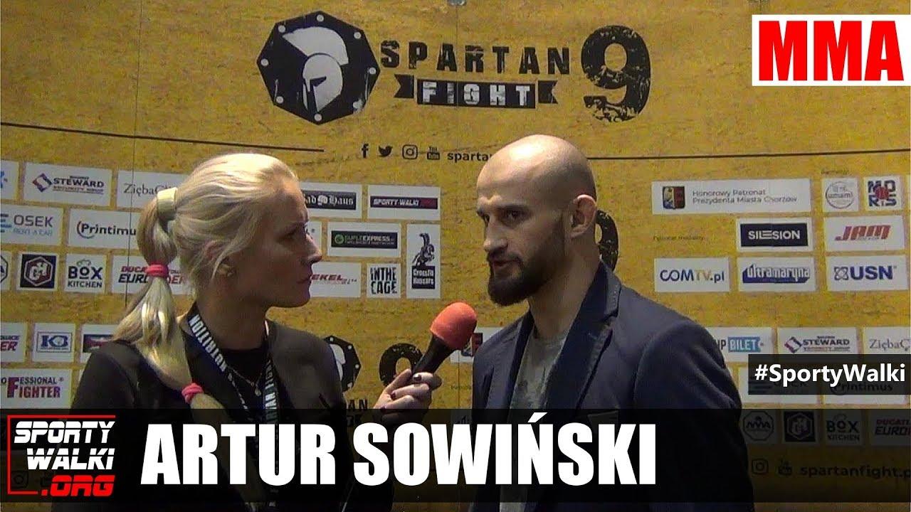 Artur Sowiński: Koike mam rozpracowanego bardzo dobrze