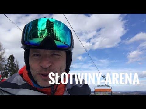 Słotwiny Arena - wiosenne narty w słońcu
