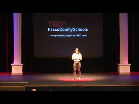 The Girl Who Refused to Give Up Her Seat on a Bus | Nicole Rogers | TEDxPascoCountySchools