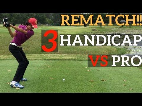 Course Vlog 2017 - Golf vs Sebastian (Rematch)