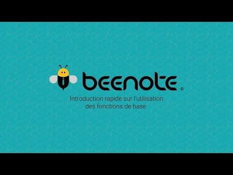 Beenote Vidéo d'introduction
