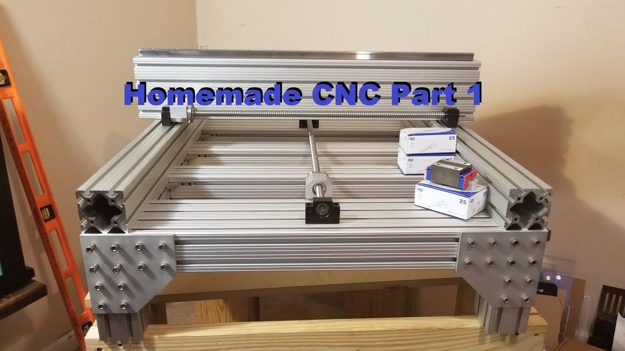 CNC Router Plans Download free CNC router plans