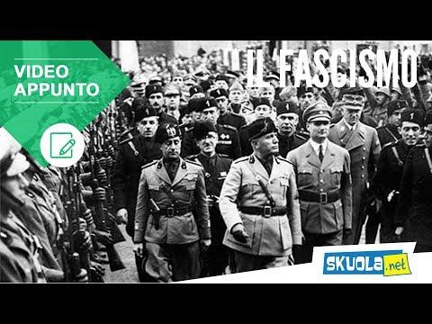 Fascismo: origini e sviluppi