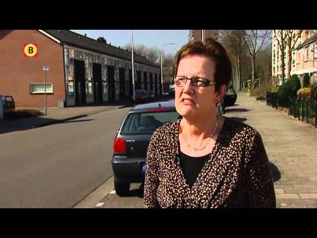 Nellie Postelmans is slachtoffer van de sieradendieven