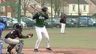 Base-ball : Les Cougars remportent le tournoi de pâques