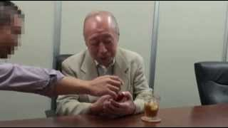 """the Oldest porn actor in japan, """"Shigeo Tokuda"""" challenges the GAME!! [Directors cut]"""