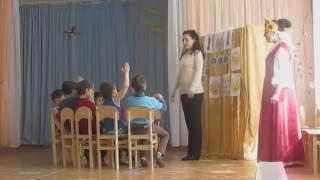 Открытое занятие педагога-психолога И.В.Чурсиновой май 2016 я/с Берёзка Старый Крым