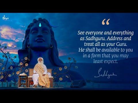 Guru Purnima Sadhana   Guru Paduka Stotram Chant   Live   6 am - 6 pm IST