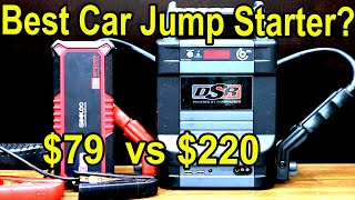 Best Car Jump Starter? NOCO GB70 vs Antigravity, Schumacher, Gooloo, Tacklife. Let's find out!