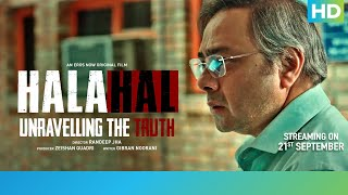 Unravelling The Truth   Halahal   Sachin Khedekar And Barun Sobti   An Eros Now Original Film