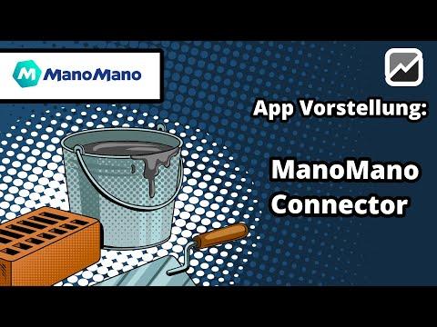 tricoma - App ManoMano Connector - Vorstellung der Heimwerkerplattform mit Warenwirtschaftsanbindung