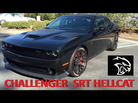 Dodge SRT Challenger Hellcat Review