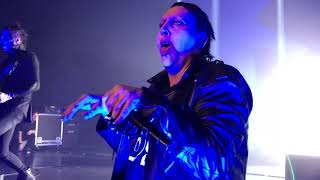 Marilyn Manson Kill4me Live AIDS