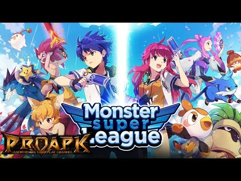 Monster Super League Gameplay iOS / Android