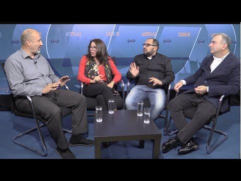 Карабахский конфликт и Грузия  - Студия Re - Теледискуссия