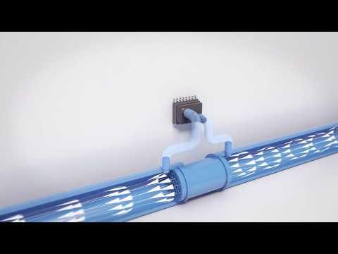 SMI: Flow and Pressure Measurement in Respiratory Medical Equipment