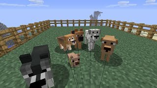 Обзор модов №16 (Copious Dogs Mod)