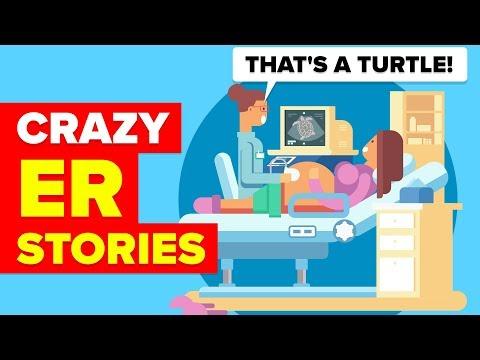 The World's Craziest ER Stories