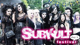 Subkult festival - Day 1