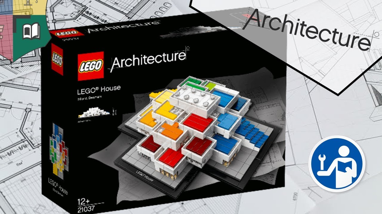 Architecture Lego 21037 Lego House Billund Aca D Brick