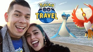 Pokémon GO Travel - Japan Adventures