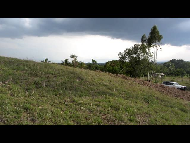Land for the Forde Christian Acadamy in Thomassique, Haiti Travel Video