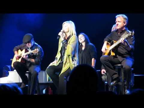 Olivia Newton-John performs