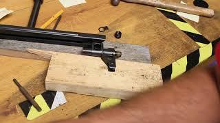 AK Barrel Pin Removal Without A Press Part 2