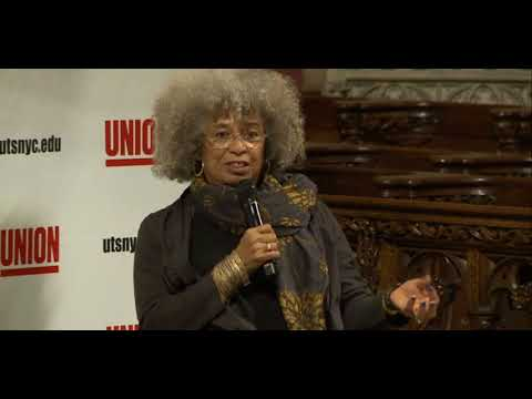 A Conversation Between Michelle Alexander & Angela Davis (10/20/17)