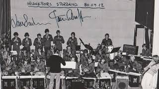 Tribute to Basie - Munfors Big Band with Janne Schaffer & Lasse Samuelssson, Sept 12 1980