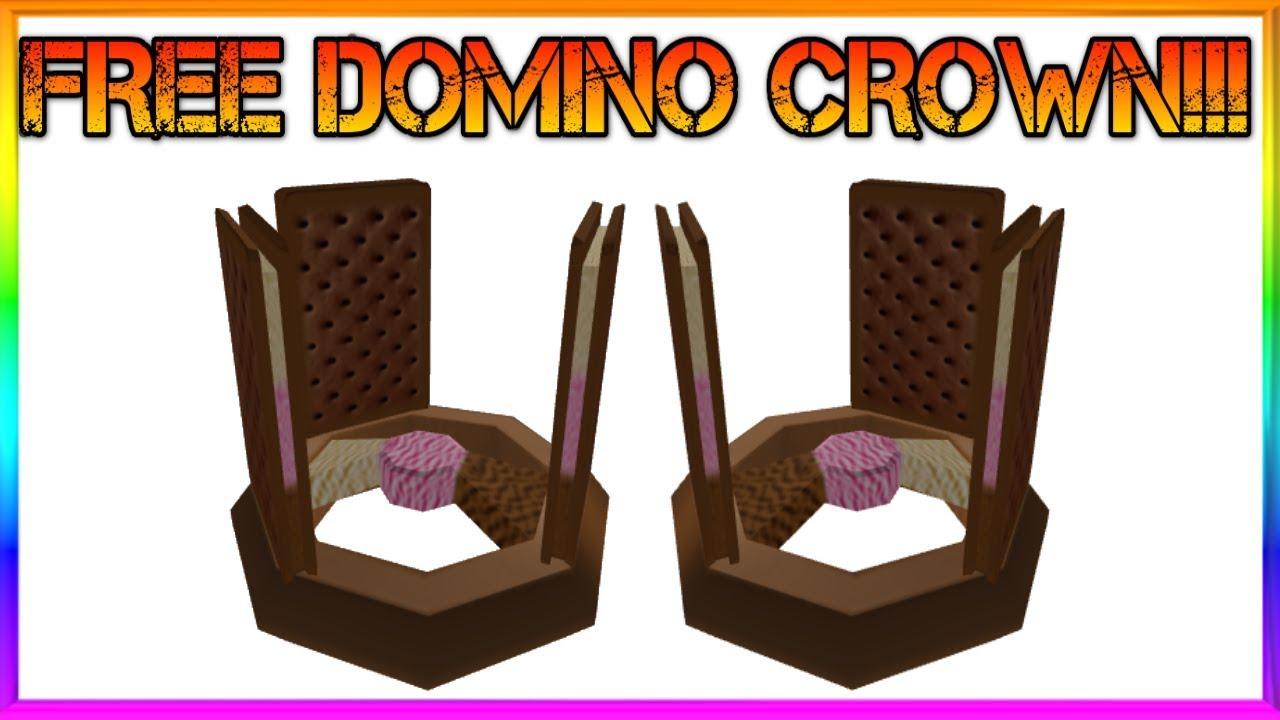 Free Promo Code Domino Crown Neapolitan Crown Youtube