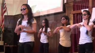 "Praise Dance by FBBC Teen Girls ""I"