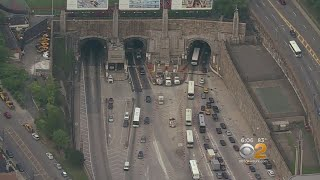 Commuters Brace For Lincoln Tunnel Road Project