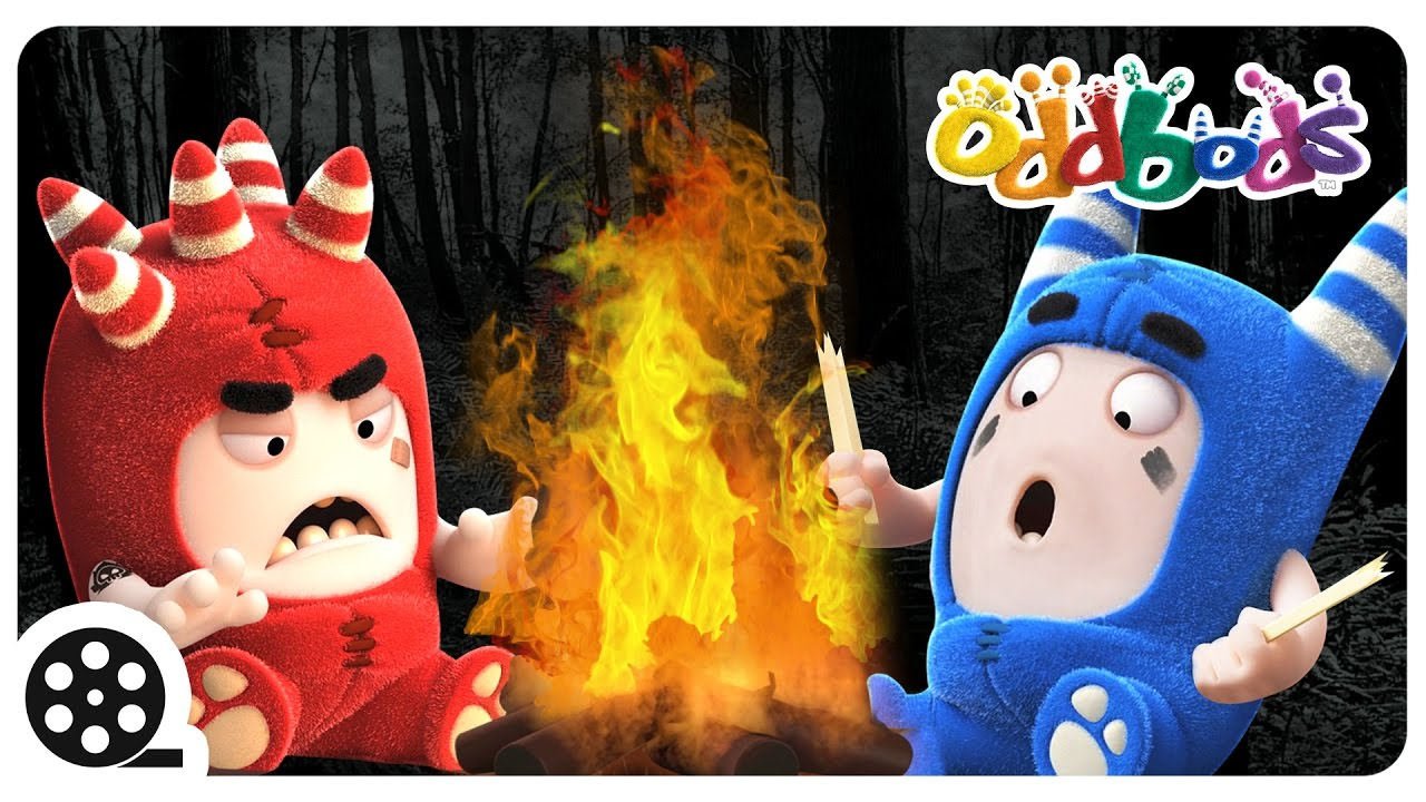 Oddbods - SURVIVAL INSTINCT | Mini Cartoon Movie