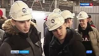 В Петрозаводске открылся уникальный учебный центр сварки