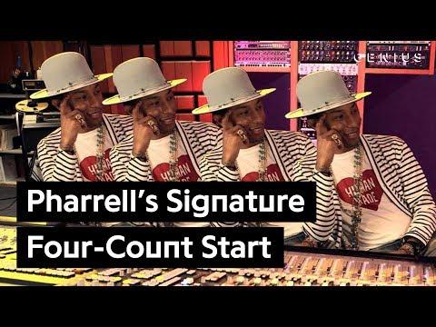 Pharrell's Signature Four-Count Start