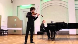 Моцарт Концерт 4 D Dur I часть
