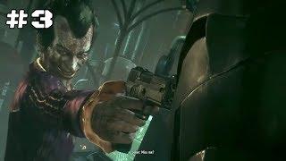Batman: Arkham Knight - Part 3 - ONE MAN AGAINST AN ARMY!