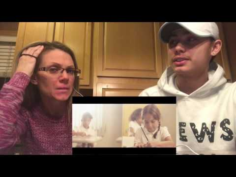 MOM REACTS: (J.Cole Crooked Smile)