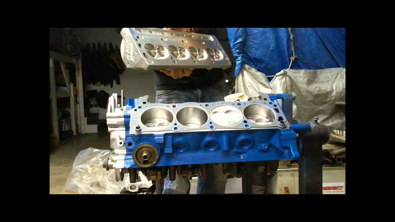 Valvetrain & AFR Heads Install (Vid 2 of 5) - How To 302/5 0 PERFORMANCE  Top End Build